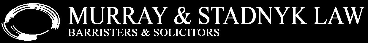 Murray & Stadnyk | Edmonton Estate Lawyers
